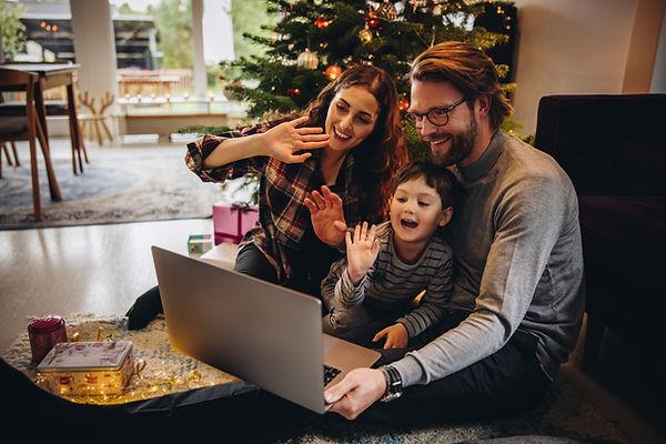 家庭視像通話