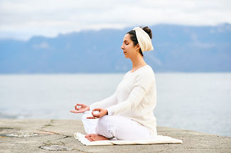 Kundalini Yoga Outdoor Meditation