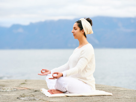 Cool Down with this Breathwork