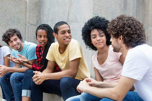 Social Skills Teen Group