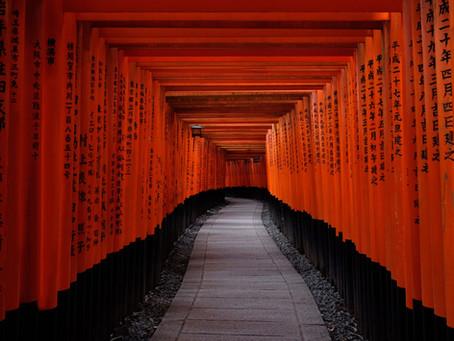 この世での自分の存在:「京都迷宮案内」より