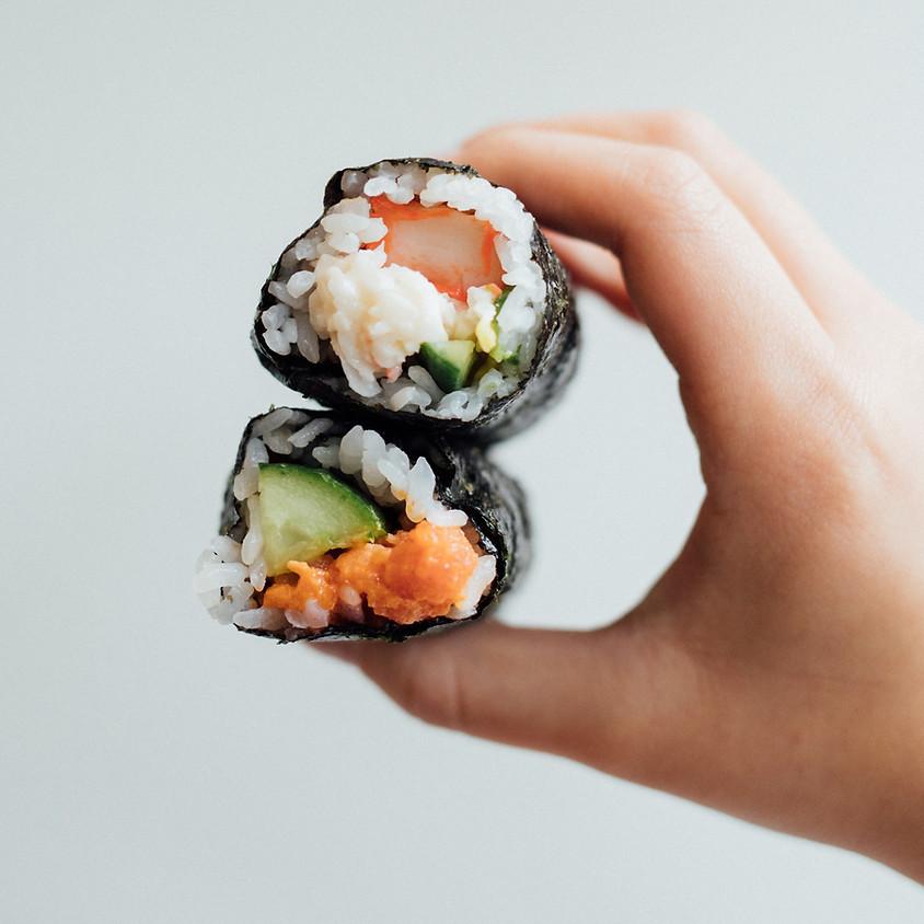 27/08 - Sushi time