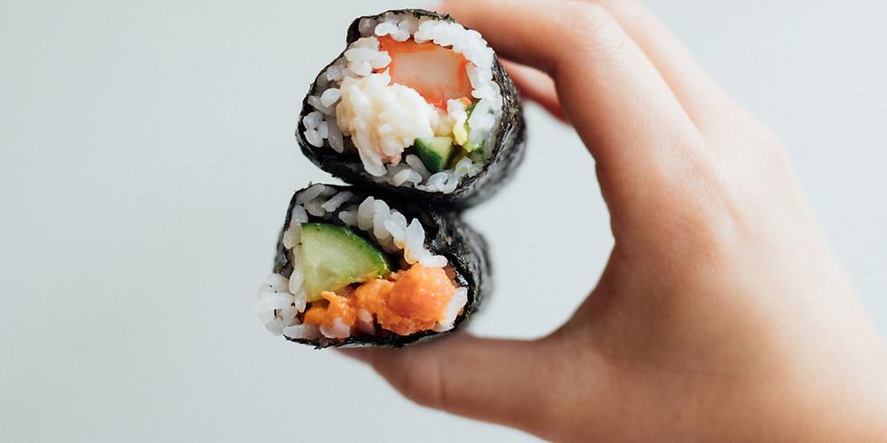 Beginner Sushi Class