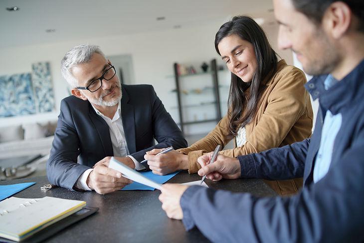 Verkäufer und Vermieter Immobilienservice