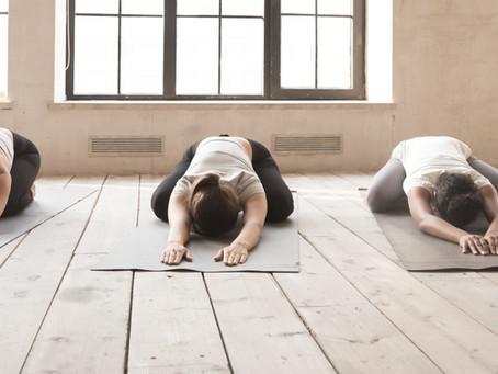 Yin yoga: tegenwicht voor een yang bestaan