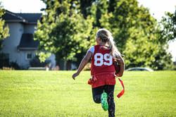 Flag Football Player