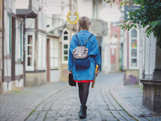 散歩で迷子になる楽しさ(近況報告2)