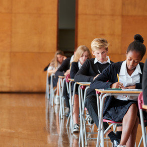 Learners with poor mental health are 'three times more likely not to pass five GCSEs', report says