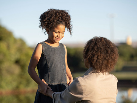 Five steps to grow your child's ability to manage their emotions