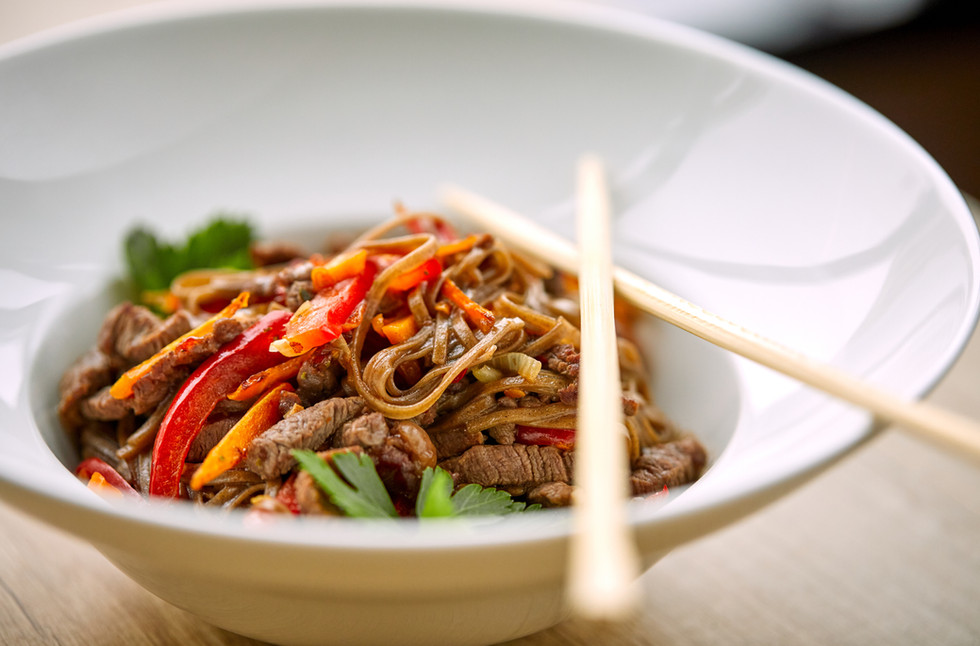 Teriyaki Noodle