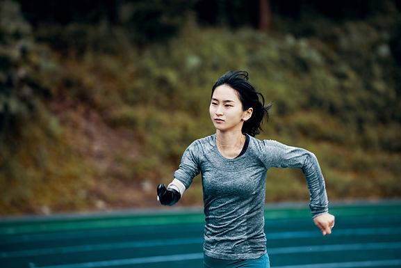 Runner's Affirmation: I Embody Strength