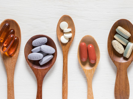Essential Vitamins & Minerals for a Healthy Immune System