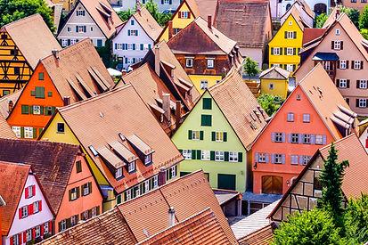Dinkelsbühl Häuser