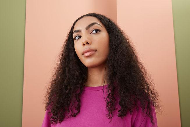 Girl with Long Hair