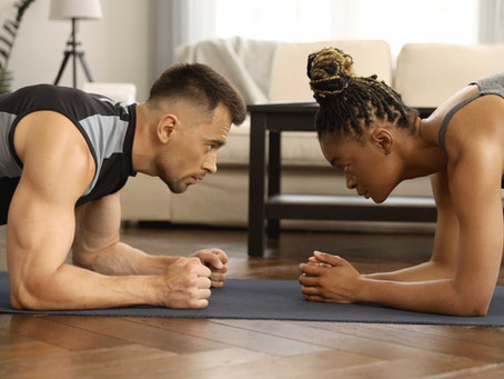 10 Tips to Maximise Your Home Workouts