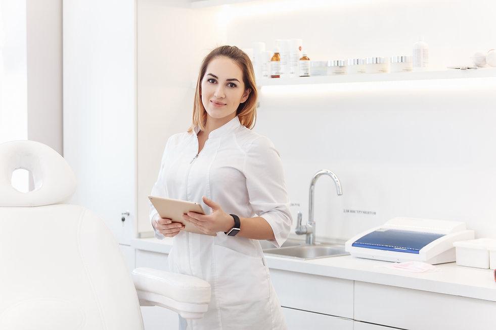 Beauty Salon business spa facial EMS business canada