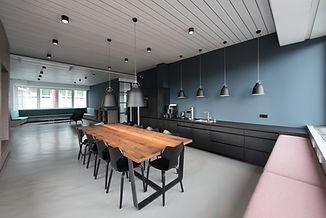 Modernes Büro Küche
