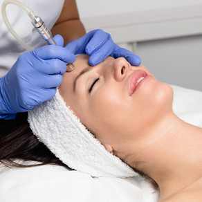 Oxygen facials: gimmick or game-changer?