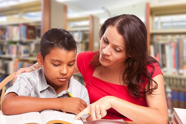 Tutoring a Student