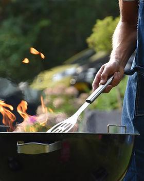 Kochen auf dem Grill
