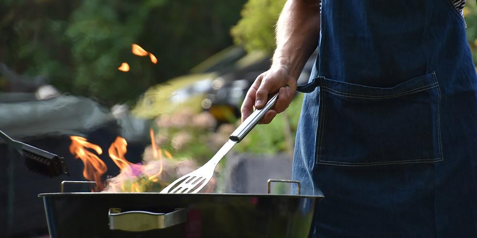 Men's BBQ Cookoff