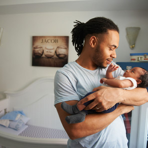 Dads Can Support New Moms