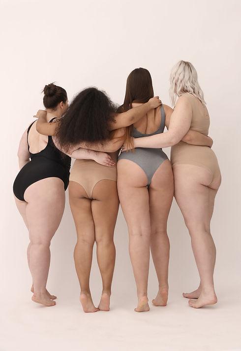 Models in Bodysuits