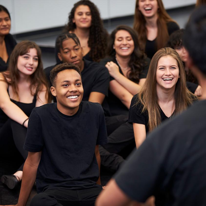 TEEN Virtual Global Music Workshop Series (Grades 6-12)