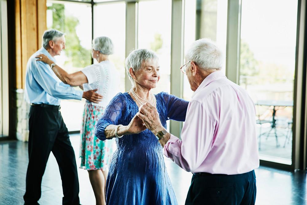 La danse est souvent prescrite pour les maladies d'Alzheimer et de Parkinson