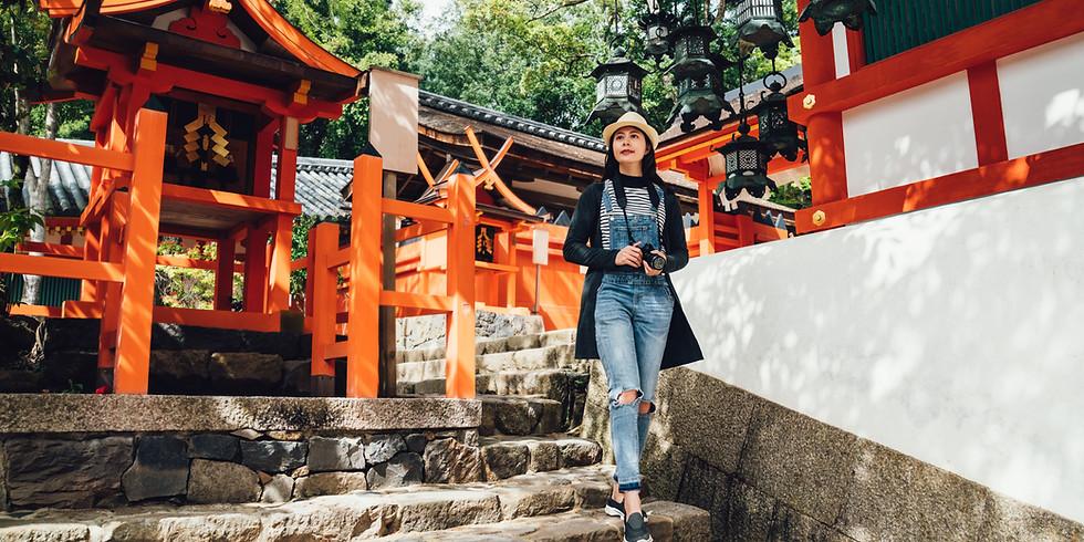 京の観光地散歩