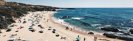 L'été à la plage