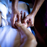 Palm Massage
