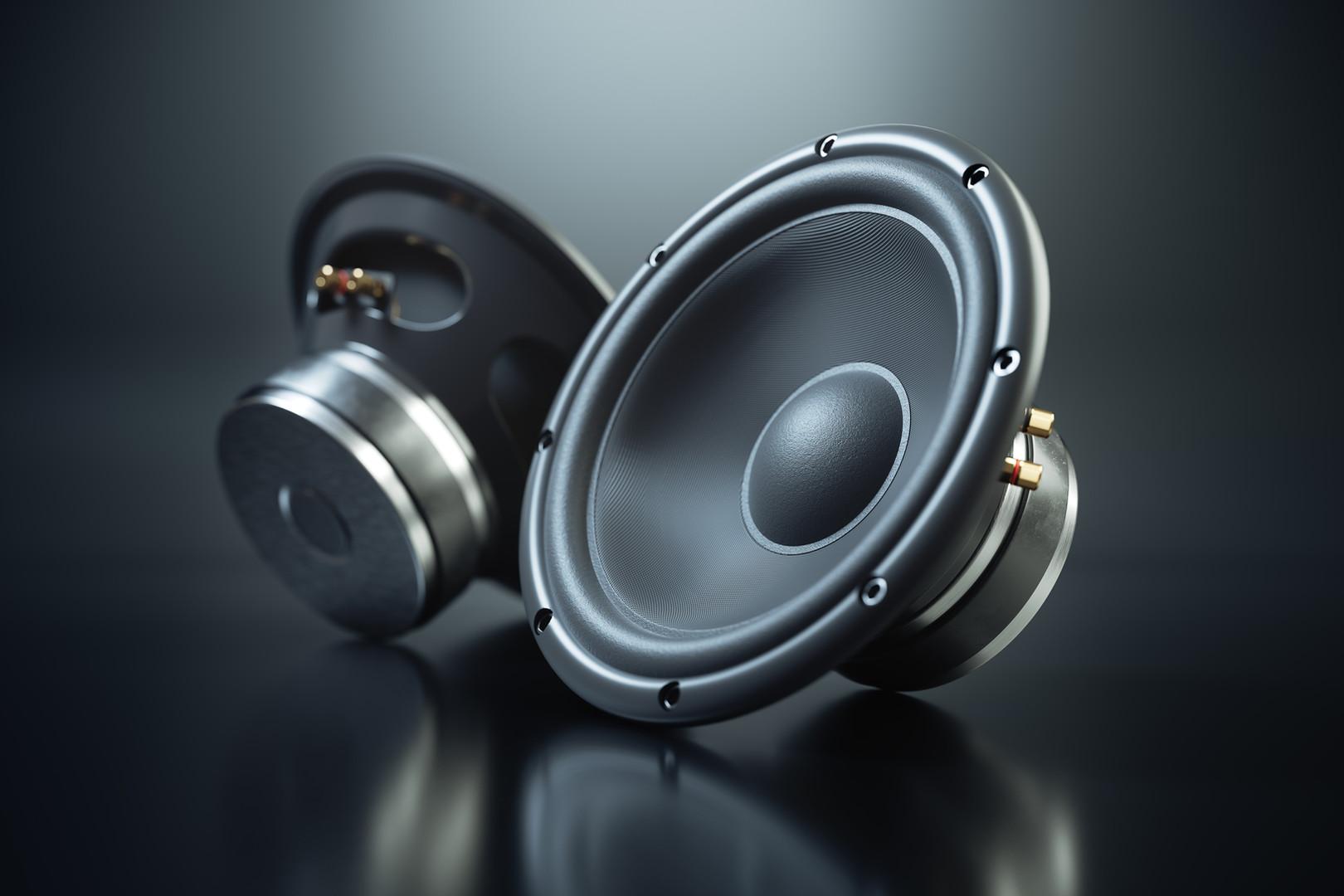 Zvukové reproduktory