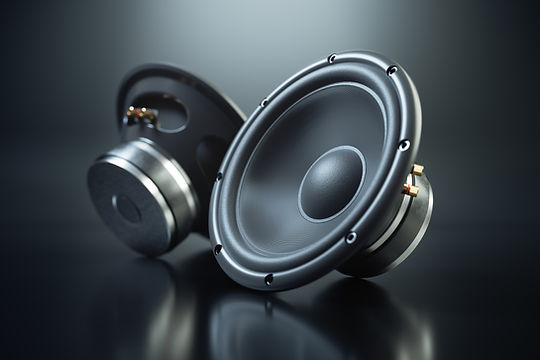 Sound Speakers