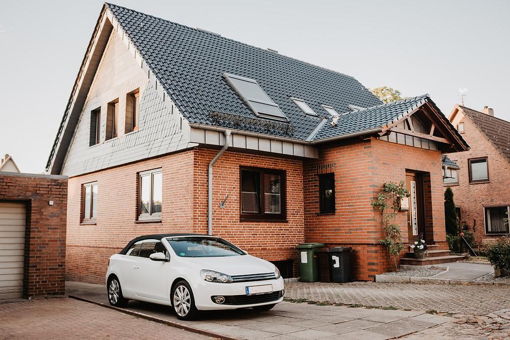 Symbolbild Haus mit Einliegerwohnung