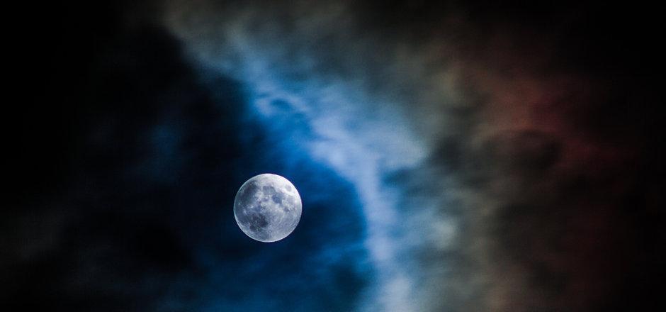 Nuages de lune