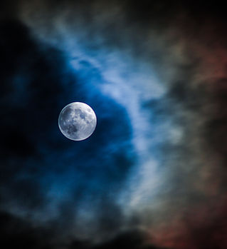Moon Clouds