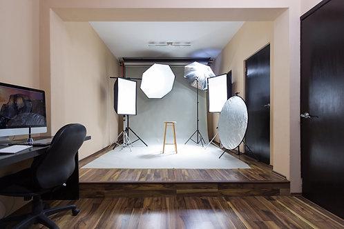 Virtual Wardrobe Styling Photo Shoot