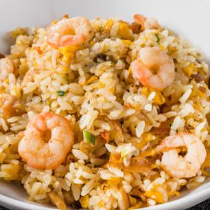Hibachi-Style Shrimp Fried Rice Recipe