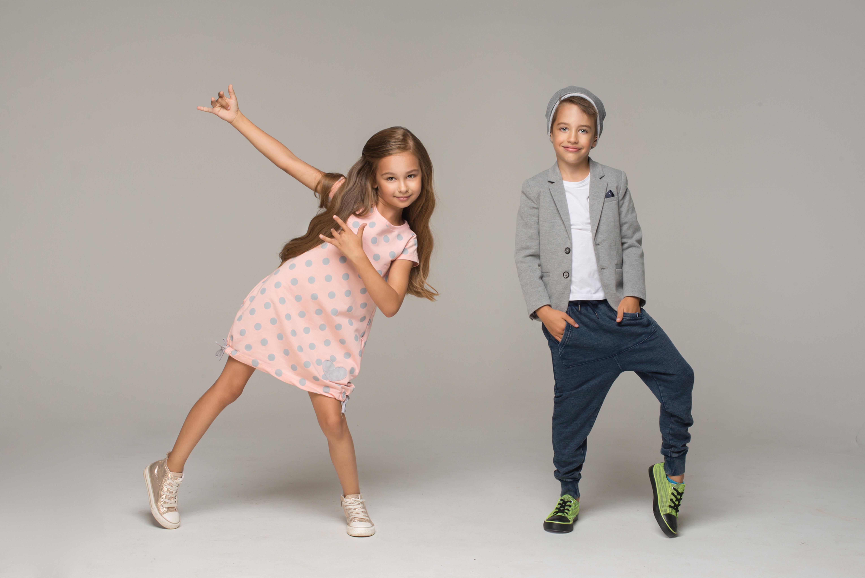 Dansmix för barn - nivå 1
