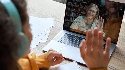 Surviving distance learning while working from home