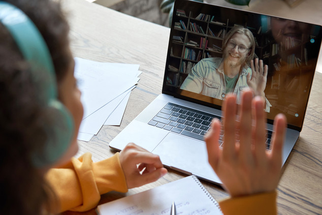 Collaborating remotely