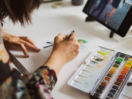 Criatividade: como os artistas são criativos?