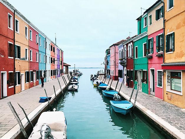 Love Viewing Bridge Venice