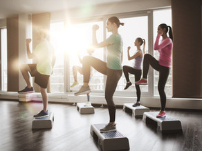 Exercise Because You Want To, Not Because You Have To.