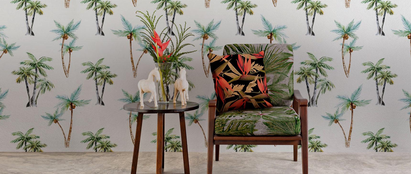 Coconut Trees Wallpaper