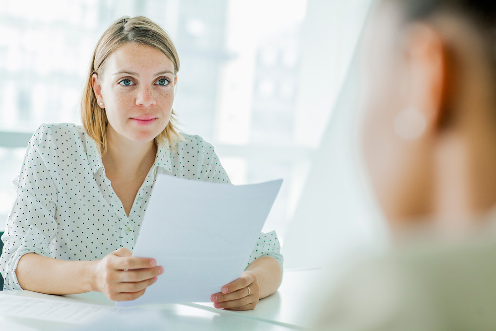 What to avoid in an interview. Do it legal.