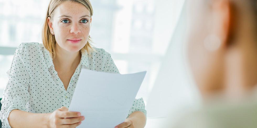 Job Interview! How to Win?! Free Webinar.