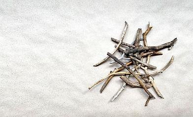Trockene Sticks