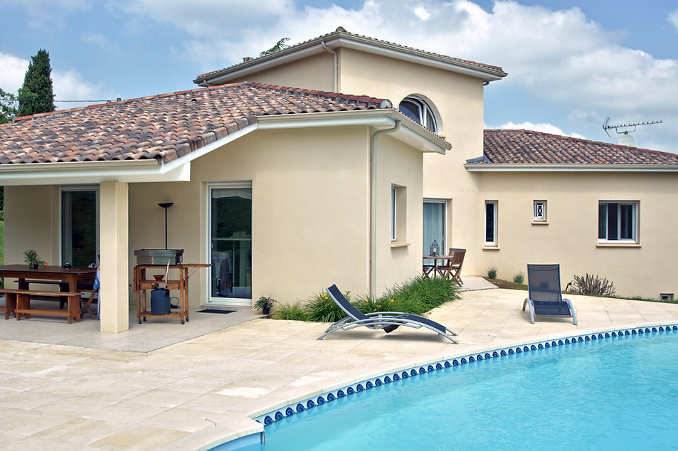 House with a Pool